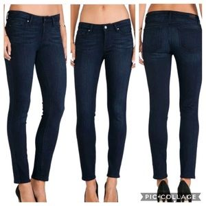 Paige Verdugo Skinny Ankle Jeans 26